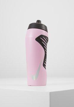 Nike Performance - HYPERFUEL 709ML UNISEX - Drikkeflaske - pink rise/black/black/iridescent