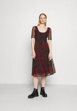 Desigual - VEST BOSTON - Cocktailkleid/festliches Kleid - black
