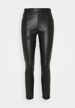 ONLY - ONLJOLEE CUT - Leggings - black