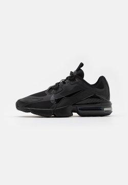 Nike Sportswear - AIR MAX INFINITY 2 - Matalavartiset tennarit - black/anthracite