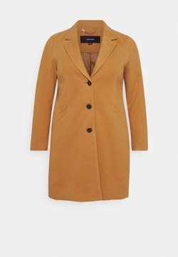 Vero Moda Curve - VMCALACINDY JACKET - Classic coat - tobacco brown