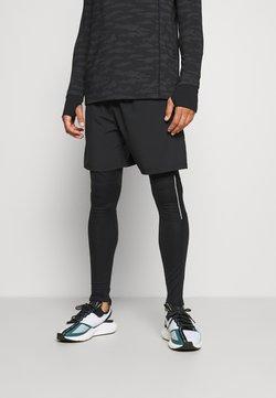 Endurance - TRANNY LONG TIGHTS - Collants - black