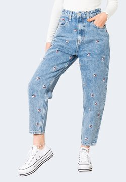 Tommy Jeans - Jeans Relaxed Fit - light denim