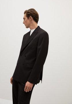 Mango - PARIS - Blazer jacket - schwarz