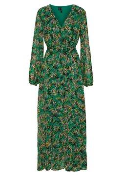Vero Moda - VMANNELINE - Maxi-jurk - green