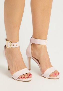 faina - Sandalen met hoge hak - rosa