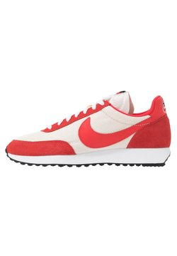 Nike Sportswear - AIR TAILWIND 79 - Baskets basses - sail/track red/white/habanero red/obsidian