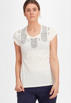 Mammut - TROVAT - T-Shirt print - bright white