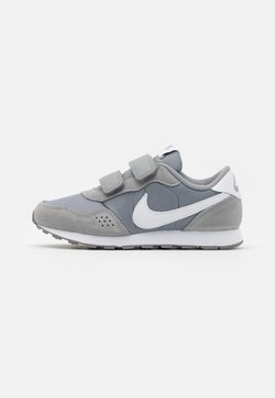 Nike Sportswear - VALIANT  - Matalavartiset tennarit - particle grey/white