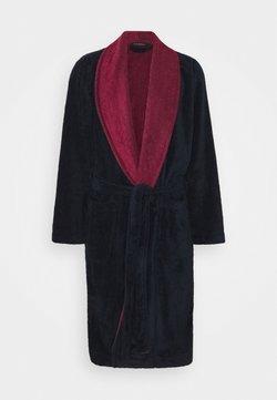 Schiesser - SCHALKRAGEN - Dressing gown - bordeaux