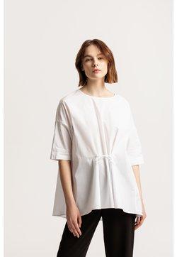 Solar - BLUZKA - Bluzka - biały