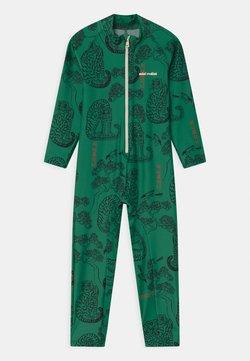 Mini Rodini - TIGERS UNISEX - Uimapuku - green