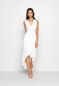 TFNC - SOOKIE - Cocktailkleid/festliches Kleid - white/silver