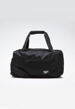 Reebok - STYLE GRIP - Sports bag - black