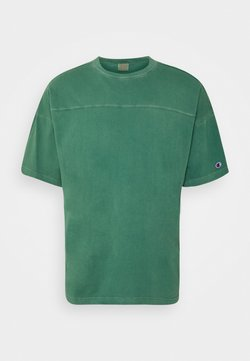 Champion Reverse Weave - CREWNECK - T-shirt basic - dark green