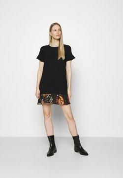 Desigual - Vestido ligero - black
