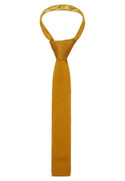 Twisted Tailor - JAGGER - Krawatte - mustard