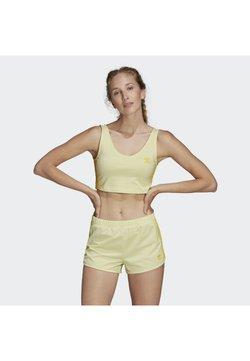 adidas Originals - BRA TOP - Sport BH - yellow