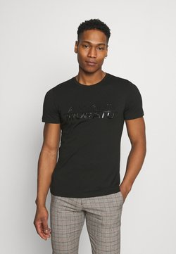 Antony Morato - WITH LOGO - Camiseta estampada - nero