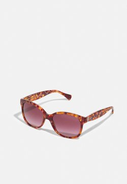 RALPH Ralph Lauren - Sunglasses - shiny spotted red