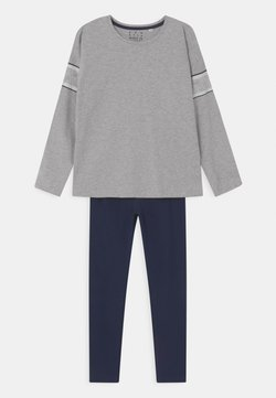 Sanetta - Pyjama - stone melange