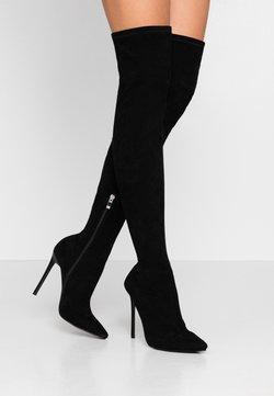 BEBO - MAUREEN - High Heel Stiefel - black