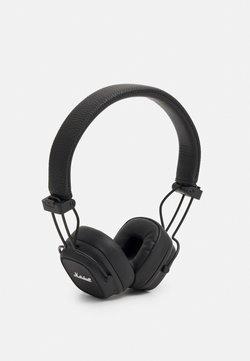 Marshall - MAJOR IV BLUETOOTH UNISEX - Høretelefoner - black