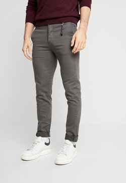 Springfield - ESTRUCT CASUAL BICOLOR - Chinot - greys