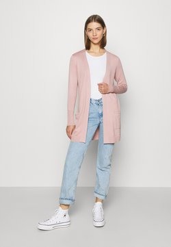 ONLY - ONLDIXIE CARDIGAN - Gilet - rose smoke