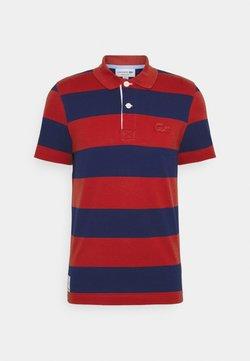Lacoste - Poloshirt - cinnabar/scille