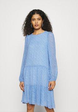 Second Female - MANO DRESS - Vapaa-ajan mekko - blue bonnet