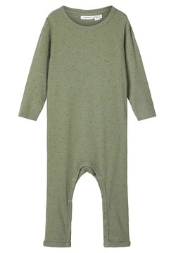 Name it - Jumpsuit - agave green