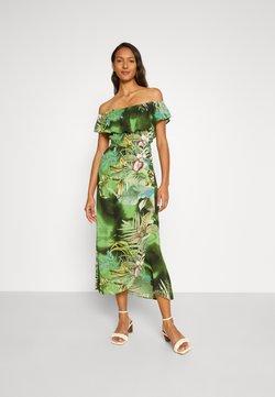 Desigual - TUCSON - Sukienka letnia - green