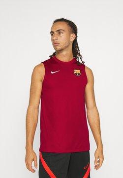 Nike Performance - FC BARCELONA - Vereinsmannschaften - noble red/pale ivory