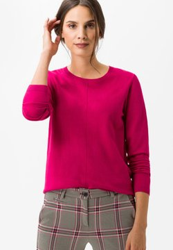 BRAX - STYLE LIZ - Sweater - raspberry