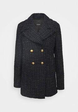 Pinko - PRIMO CABAN COAT - Krótki płaszcz - blue nero
