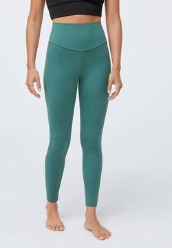 OYSHO - COMFORTLUX  - Tights - turquoise