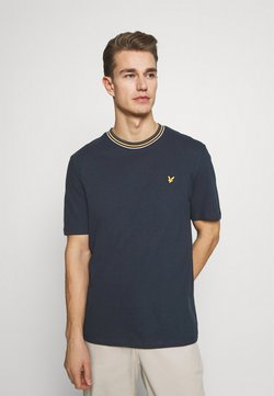 Lyle & Scott - T-shirt print - dark navy