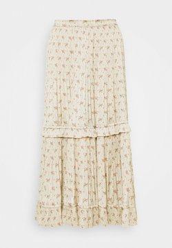 Polo Ralph Lauren - JCLYN SKIRT - A-line skirt - beige