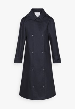 Thought - ISABELLA - Trenchcoat - midnight navy