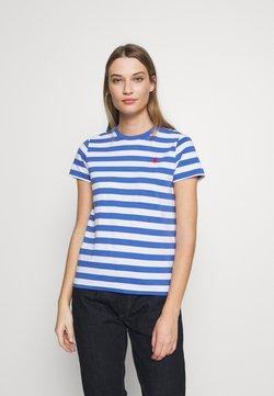 Polo Ralph Lauren - T-Shirt print - white/indigo sky