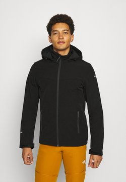 Icepeak - BRIMFIELD - Softshelljacke - black
