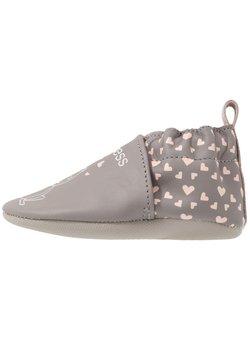Robeez - PRINCESSFROG - Chaussons pour bébé - gris/rose
