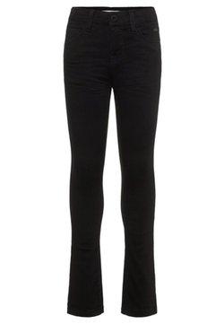 Name it - POWER STRETCH - Jeans Bootcut - black denim