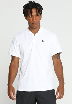 Nike Performance - DRY BLADE - T-shirt con stampa - white/black