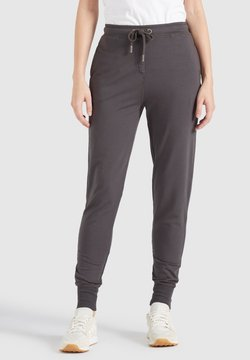 khujo - DEBORAH - Jogginghose - dark grey