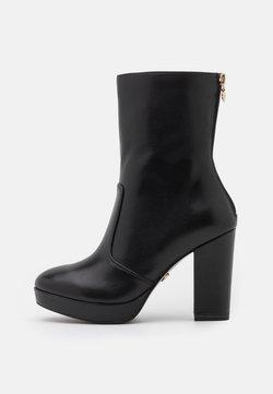 Tamaris Heart & Sole - BOOTS  - High Heel Stiefelette - black