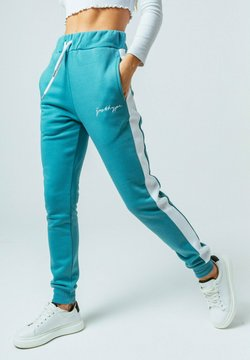 Hype - Jogginghose - turquoise