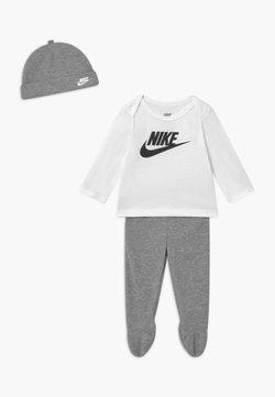 Nike Sportswear - NIKE SET - Mütze - grey heather