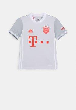 adidas Performance - FC BAYERN MUENCHEN AEROREADY FOOTBALL UNISEX - Vereinsmannschaften - mottled grey